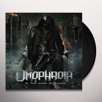 OMOPHAGIA IN THE NAME OF CHAOS Vinyl Record