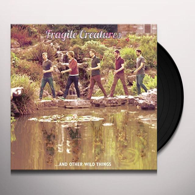 FRAGILE CREATURES & OTHER THINGS Vinyl Record - UK Import