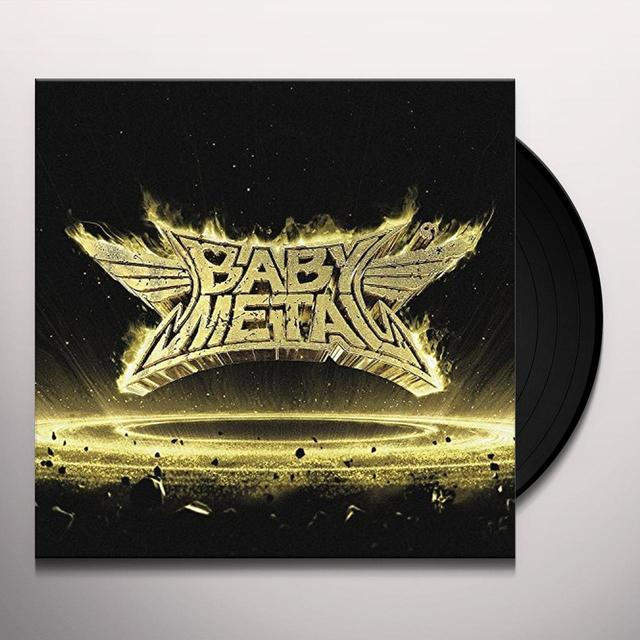 BABYMETAL METAL RESISTANCE Vinyl Record - UK Import