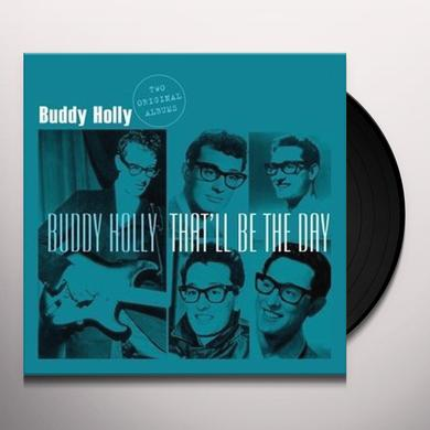 BUDDY HOLLY: THAT'LL BE THE DAY Vinyl Record - Holland Import