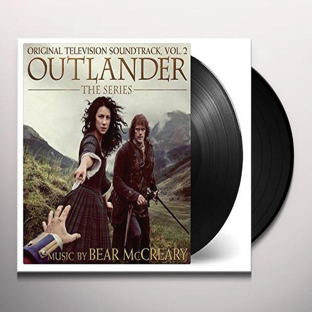 Bear McCreary OUTLANDER: ORIGINAL TELEVISION SOUNDTRACK 2 Vinyl Record - Holland Import
