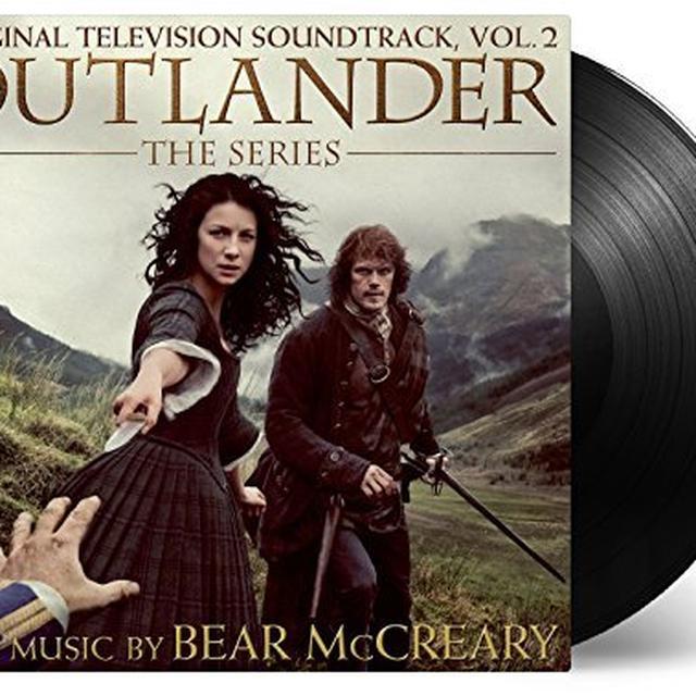 Bear McCreary OUTLANDER: ORIGINAL TELEVISION SOUNDTRACK 2 Vinyl Record