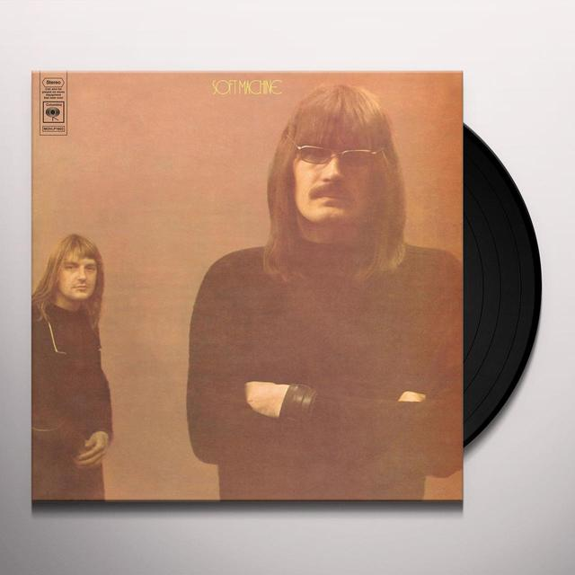 Soft Machine FOURTH Vinyl Record - Holland Import