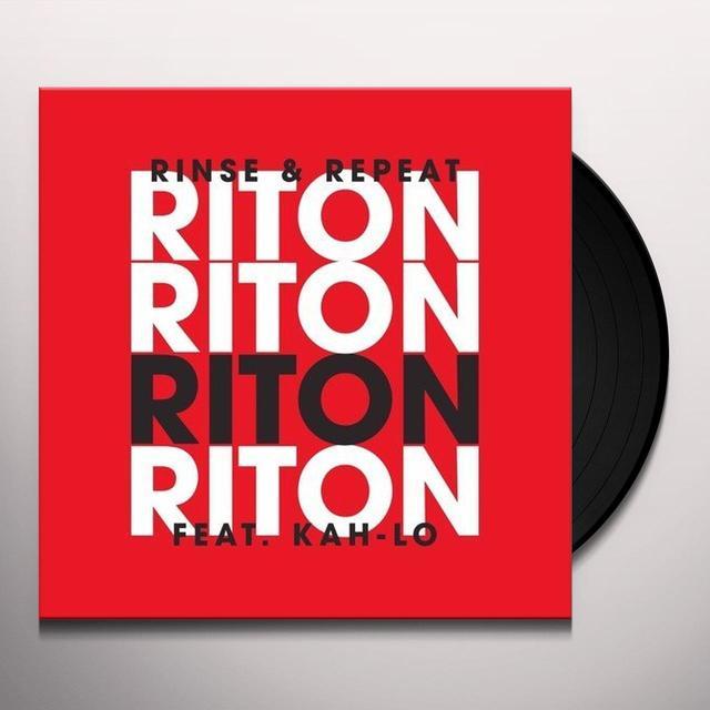 RITON / KAH-LO RINSE & REPEAT Vinyl Record - UK Import