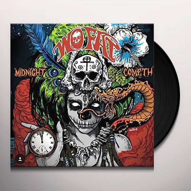 Wo Fat MIDNIGHT COMETH Vinyl Record