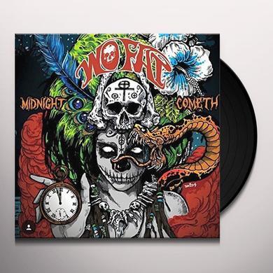 Wo Fat MIDNIGHT COMETH Vinyl Record