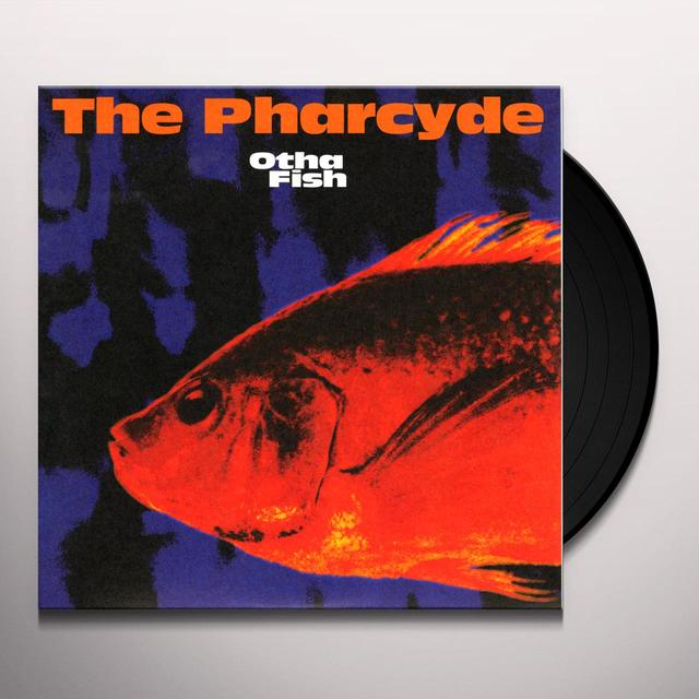 Pharcyde OTHA FISH Vinyl Record