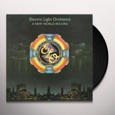 Elo ( Electric Light Orchestra ) NEW WORLD RECORD Vinyl Record