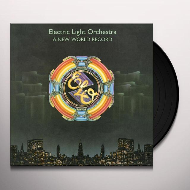 Elo ( Electric Light Orchestra ) NEW WORLD RECORD Vinyl Record - 180 Gram Pressing