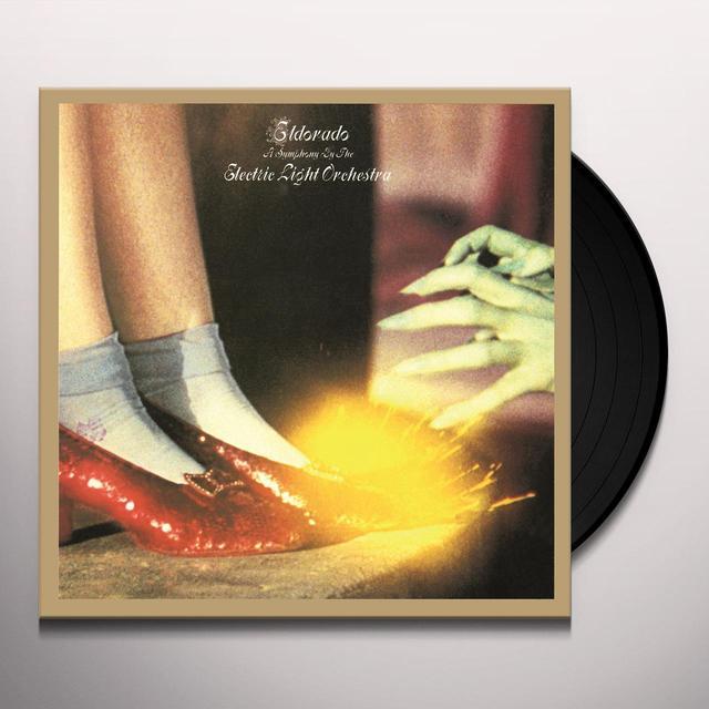 Elo ( Electric Light Orchestra ) ELDORADO Vinyl Record - 180 Gram Pressing
