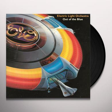 Elo ( Electric Light Orchestra ) OUT OF THE BLUE Vinyl Record - 180 Gram Pressing