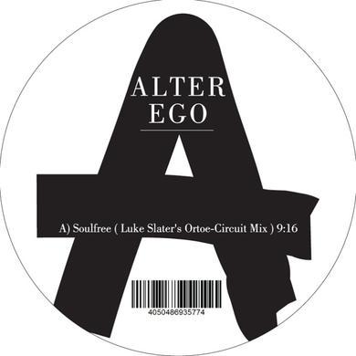 Alter Ego SOULFREE / LYCRA Vinyl Record