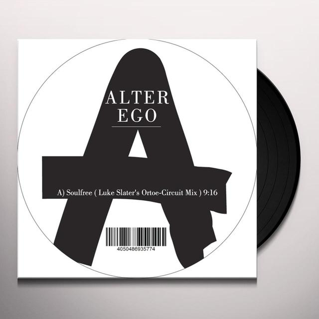 Alter Ego SOULFREE / LYCRA Vinyl Record