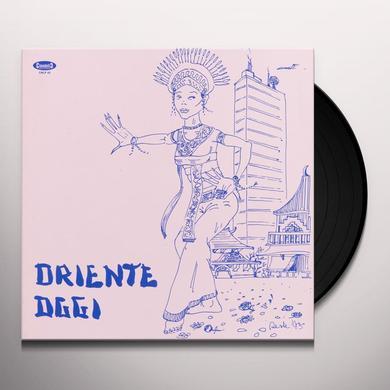 Rino De Filippi ORIENTE OGGI Vinyl Record