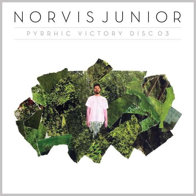 NORVIS JUNIOR PYRRHIC VICTORY DISC 03 Vinyl Record