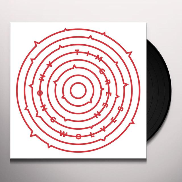 Tim Green AMONG WOLVES Vinyl Record