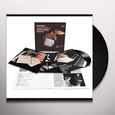 RACHMANINOFF / ASHKENAZY / PREVIN / LSO PIANO CONCERTOS / PAGANINI RHAPSODY Vinyl Record