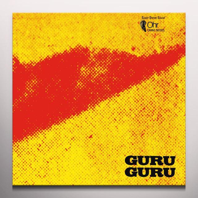 Guru Guru UFO Vinyl Record
