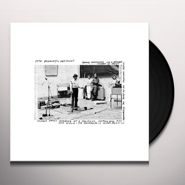 Henning Christiansen REQUIEM OF ART FLUXORUM ORGANUM II OPUS 50 Vinyl Record