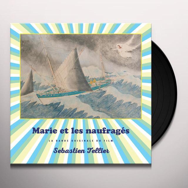 Sébastien Tellier MARIE ET LES NAUFRAGIS - O.S.T. Vinyl Record