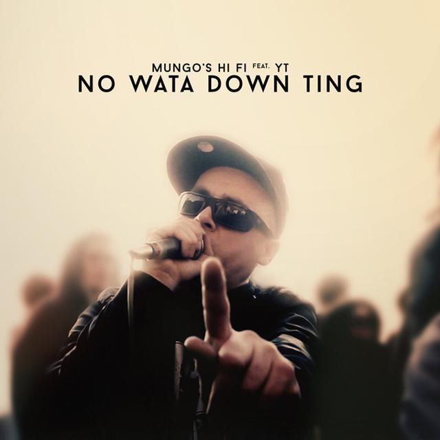 MUNGO'S HI NO WATA DOWN TING Vinyl Record