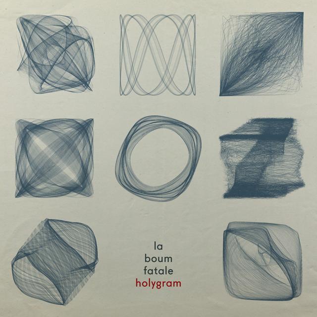 La Boum Fatale HOLYGRAM Vinyl Record