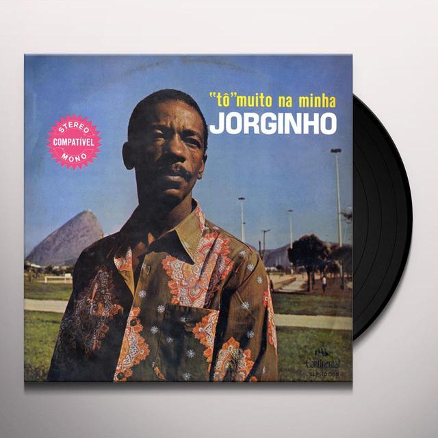 Jorginho Pessanha TO MUITO NA MINHA Vinyl Record