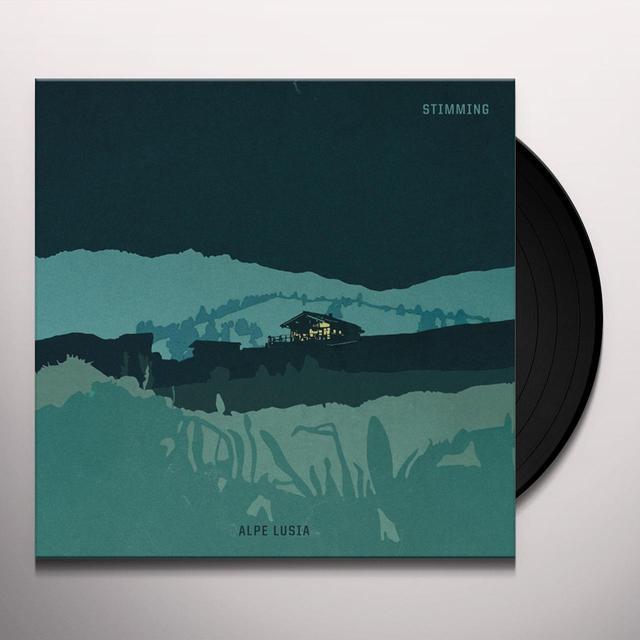 Stimming ALPE LUSIA (BONUS CD) Vinyl Record