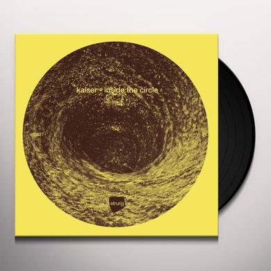 Kaiser INTO THE CIRCLE (EP) Vinyl Record