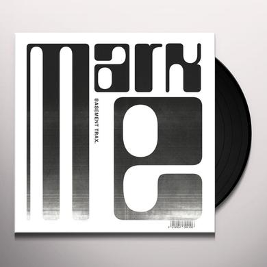 Mark E BASEMENT TRAX (EP) Vinyl Record