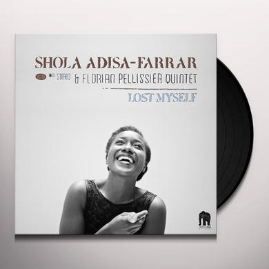 Shola Adisa-Farrar / Florian Pellissier Quintet LOST MYSELF Vinyl Record