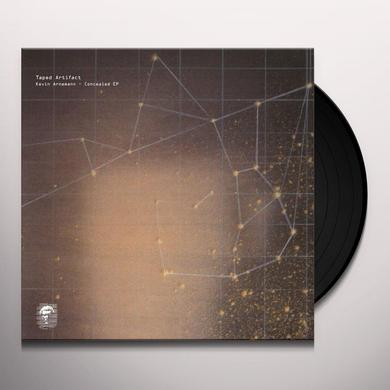 Kevin Arnemann CONCEALED Vinyl Record