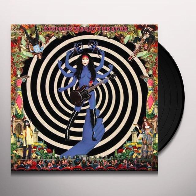 Purson DESIRE'S MAGIC THEATRE Vinyl Record - Gatefold Sleeve