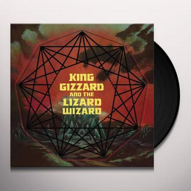 King Gizzard & The Lizard Wizard NONAGON INFINITY Vinyl Record
