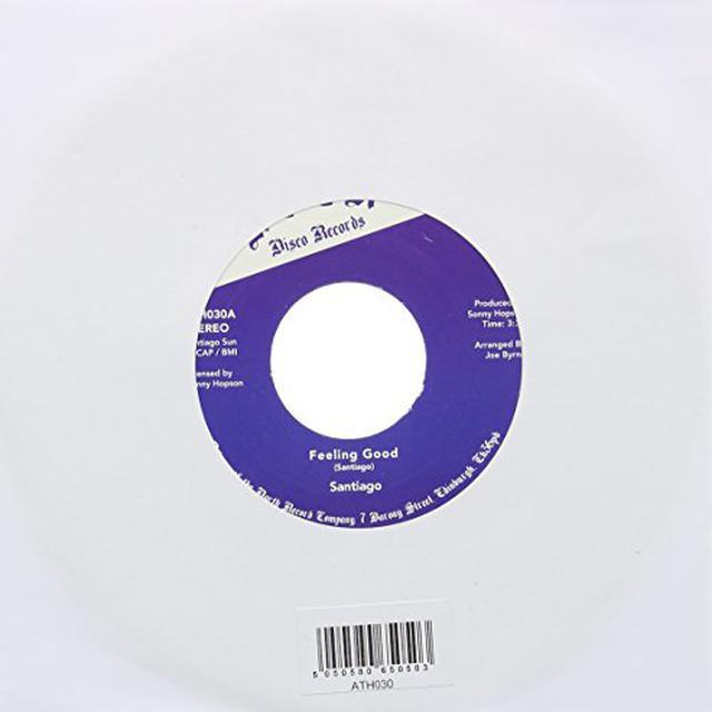 Santiago FEELING GOOD Vinyl Record
