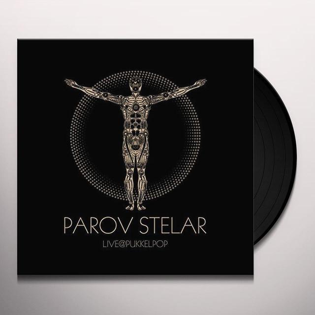 Parov Stelar LIVE AT PUKKELPOP 2015 Vinyl Record - UK Import