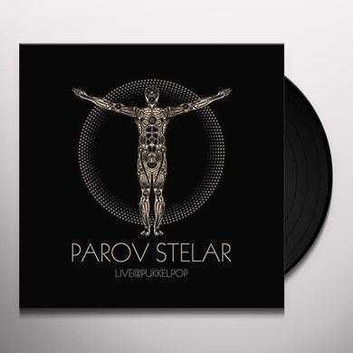 Parov Stelar LIVE AT PUKKELPOP 2015 Vinyl Record - UK Import