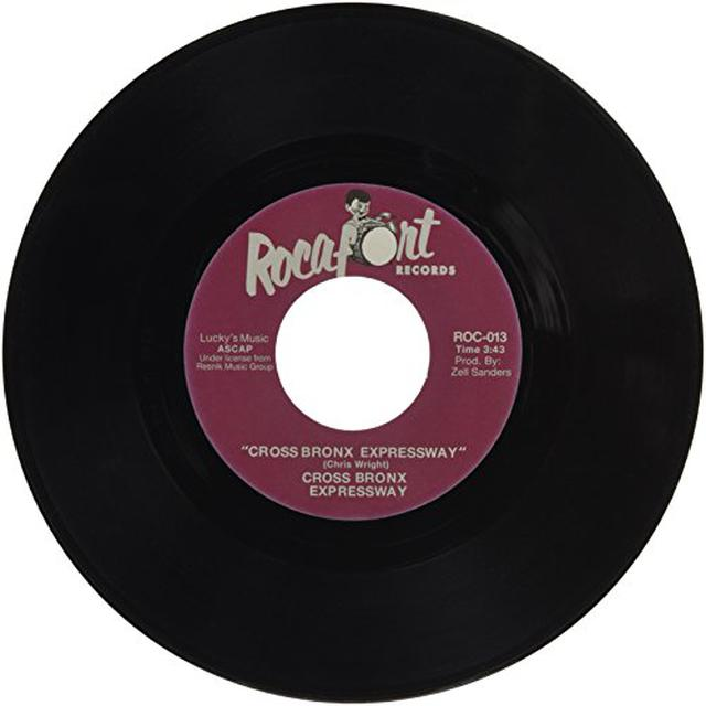 CROSS BRONX EXPRESSWAY / HELP YOUR BROTHERS Vinyl Record