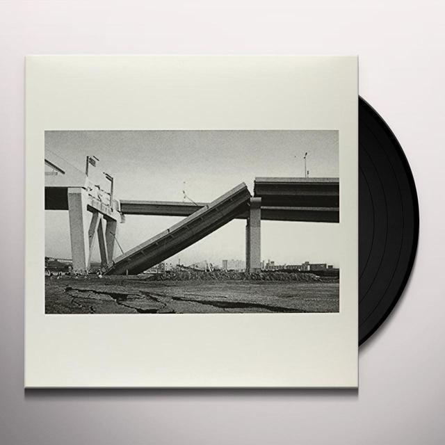 Leo James DISCONNECT CONNECT Vinyl Record