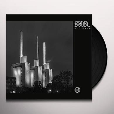 SANS SOLEIL HELLNOVA Vinyl Record