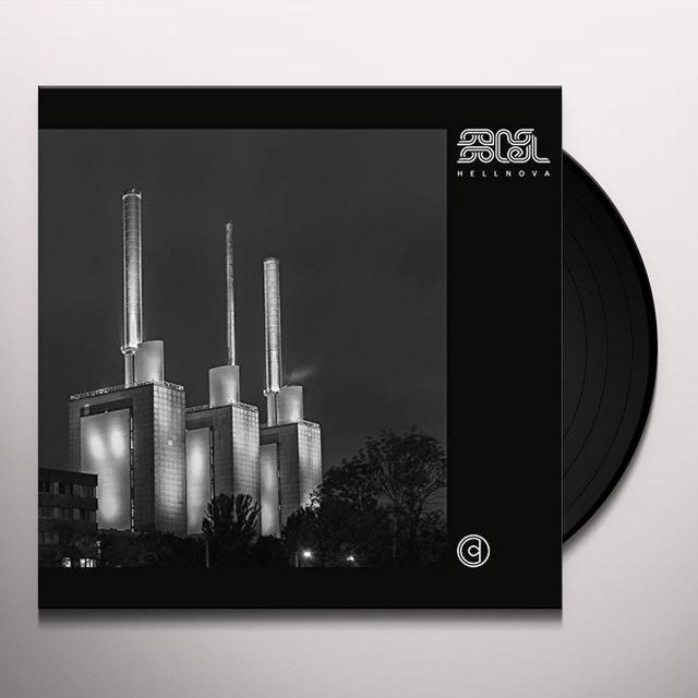 SANS SOLEIL HELLNOVA Vinyl Record - UK Import