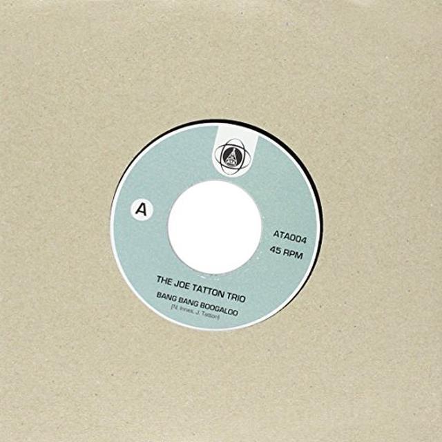 Joe Trio Tatton BANG BANG BOOGALOO Vinyl Record