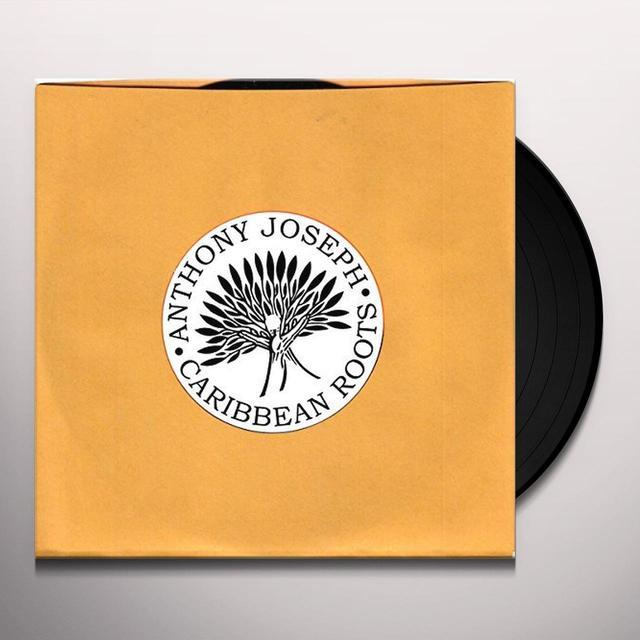 Anthony Joseph NECKBONE Vinyl Record - UK Import