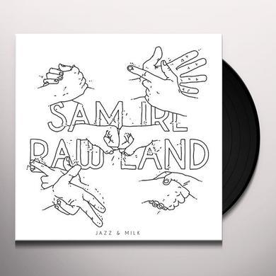 Sam Irl RAW LAND Vinyl Record - UK Import