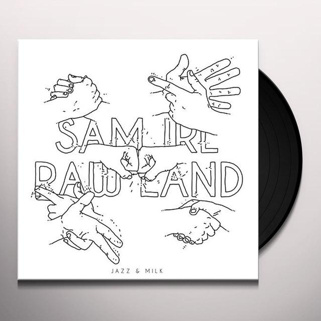 Sam Irl RAW LAND Vinyl Record - UK Import