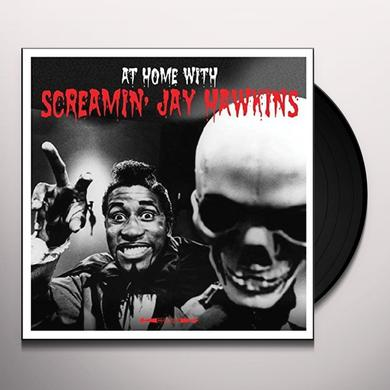 Screamin Jay Hawkins AT HOME WITH Vinyl Record - 180 Gram Pressing, UK Import