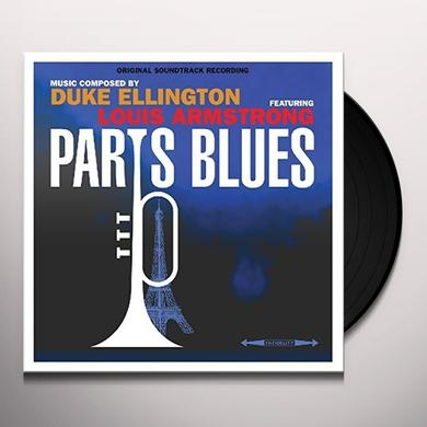 Duke Ellington PARIS BLUES / O.S.T. Vinyl Record