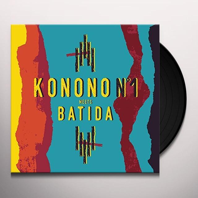 KONONO NO. 1 MEETS BATIDA Vinyl Record - UK Import