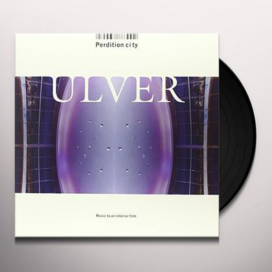 Ulver PERDITION CITY Vinyl Record