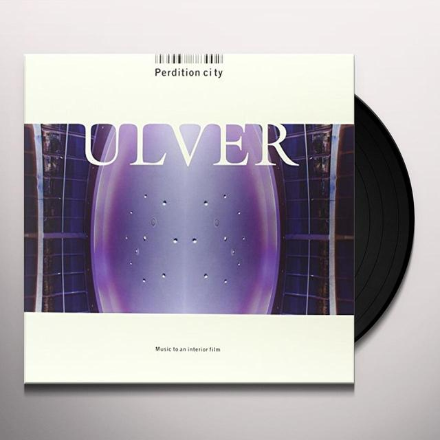 Ulver PERDITION CITY Vinyl Record - UK Import